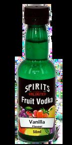 Fruit Vodka Vanilla - 50ml