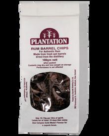 Plantation Rum Chips – 100g
