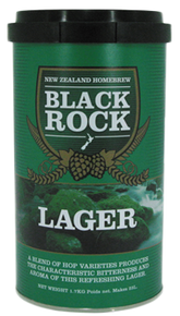 Black Rock Lager Beerkit 1.5kg