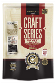 Mangrove Jack's Craft Series Bavarian Wheat