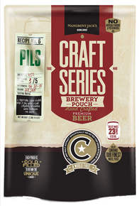 Mangrove Jack's Craft Series Pilsner