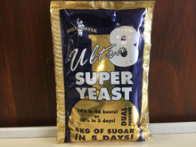 Ultra 8 Turbo Yeast for 25 Litre