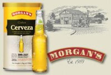 Morgans Cortes Cerveza Beer Kit 1.7Kg   Item Number: H867