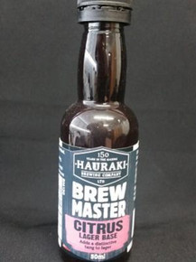 Brewmaster Citrus Lager Enhancer 50ml Item Number: BM130