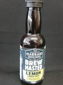 Brewmaster Lemon Lager Enhancer 50ml Item Number: BM131 Price: $4.00