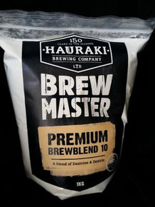 1Kg  A blend of Dextrose and Dextrin  Clean fermenting, adds body without flavour Perfect for Lagers and IPA's