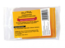 Mad Millie Fermented Vegetable Culture Sachets x 5.