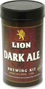 Lion Dark Ale Beer Kit 1.7Kg