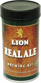 Lion Real Ale Beer Kit 1.7Kg