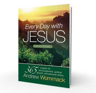 Book - Every Day With Jesus Devotional