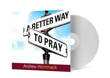 CD Album - A Better Way To Pray