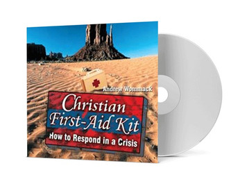 CD Album - Christian First-Aid Kit