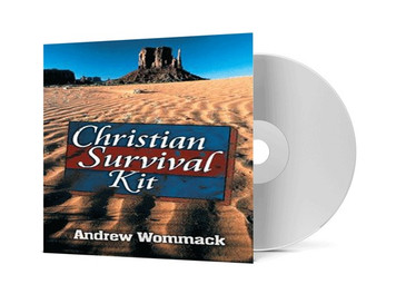 CD Album - Christian Survival Kit