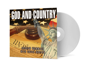CD Album - God And Country