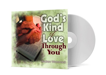 CD Album - God's Kind Of Love Through You