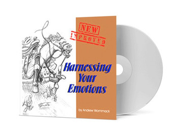 CD Album - Harnessing Your Emotions