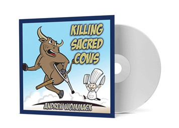 CD Album - Killing Sacred Cows