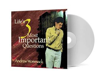 CD Album - Life's 3 Most Important Questions