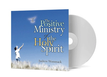 CD Album - The Positive Ministry Of The Holy Spirit