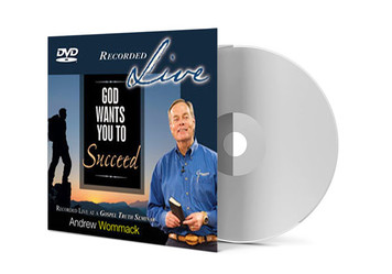 DVD LIVE Album - God Wants You To Succeed