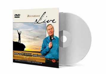 DVD LIVE Album - How To Fulfill God's Will