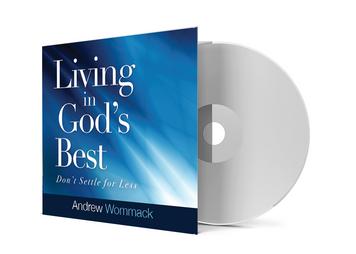 DVD Live Album - Living in God's Best