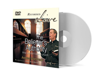 DVD Live Album - The Believer's Authority