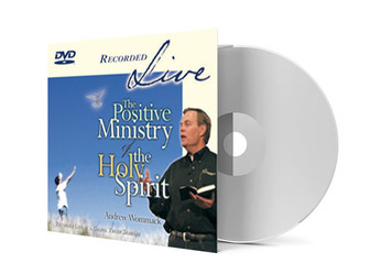 DVD Live Album - The Positive Ministry Of The Holy Spirit