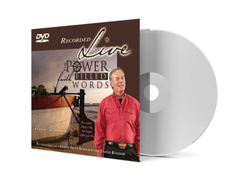 DVD Live Album - The Power Of Faith Filled Words