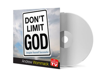 DVD TV Album - Don't Limit God