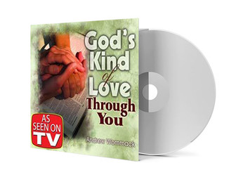 DVD TV Album - God's Kind Of Love Through You