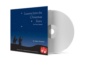 DVD TV Album - Lessons From The Christmas Story