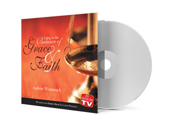 DVD TV Album - Living In The Balance Of Grace And Faith