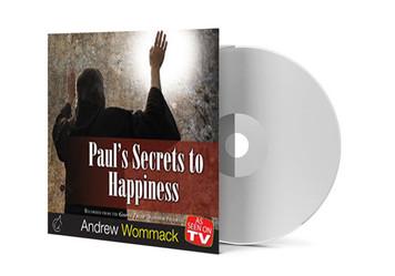 DVD TV Album - Paul's Secrets To Happiness