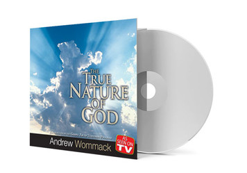 DVD TV Album - The True Nature Of God