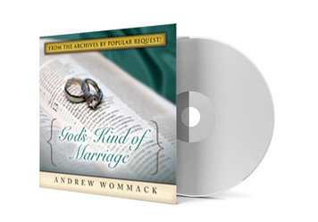 DVD LIVE Album - God's Kind Of Marriage