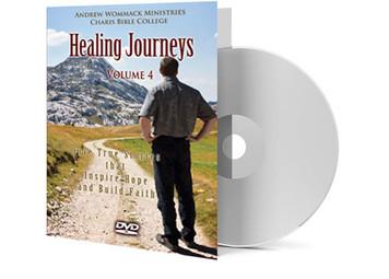 DVD Album - Healing Journeys Volume IV
