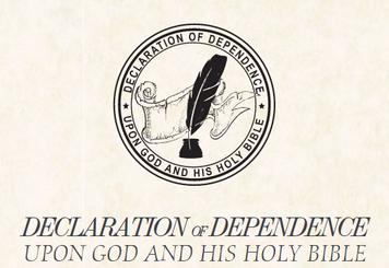 Declaration of Dependence - Magnet