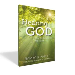 Hearing God - Barry Bennett
