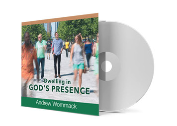 DVD TV Album - Dwelling in God's Presence