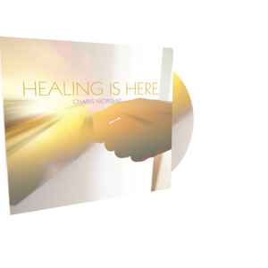 Healing Is Here Worship CD