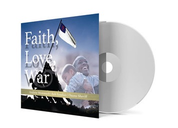 DVD TV Album - Faith, Love and War