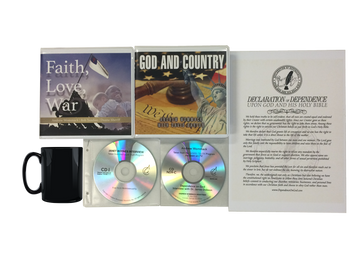 Dependence On God - CD Package