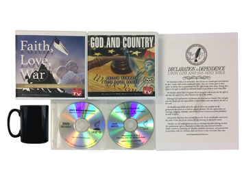 Dependence On God - DVD Package