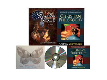 Christians & Politics - CD Package