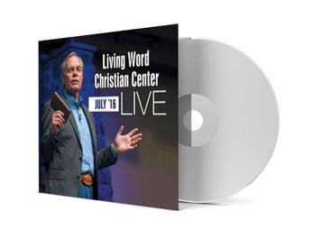 DVD Live Album - Living Word Christian Centre. July 2016.