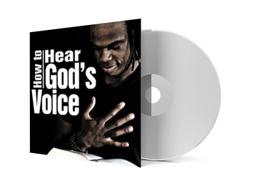 How to Hear God's Voice - 'As Seen on TV' DVD Album