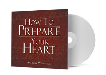 """How to Prepare Your Heart - """"As seen on TV"""" DVD Album"""