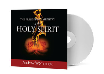 CD Album - The Present Day Ministry of the Holy Spirit