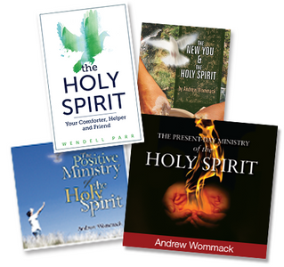 The Present Day Ministry of the Holy Spirit Package - CD Version